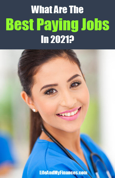 Best Paying Jobs in 2021