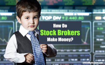 How Do Stock Brokers Make Money