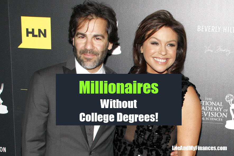 Millionaires Without College Degrees (Yes, It's Possible!)