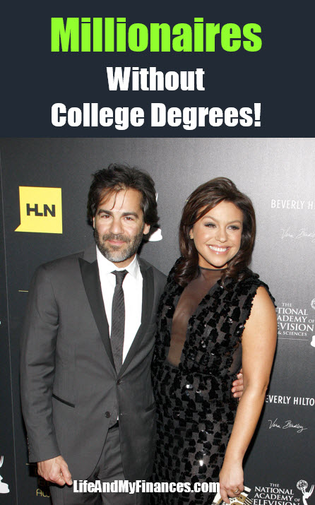 Millionaires Without College Degrees