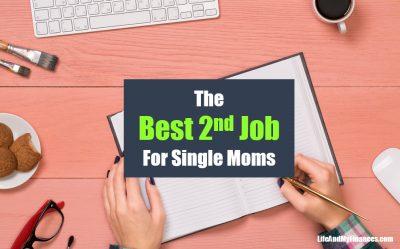 Best 2nd Job for Single Moms