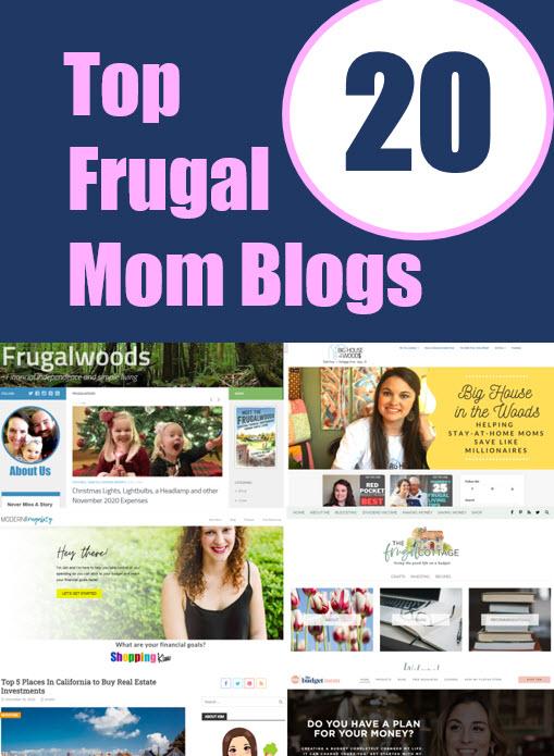 Frugal Mom Blogs