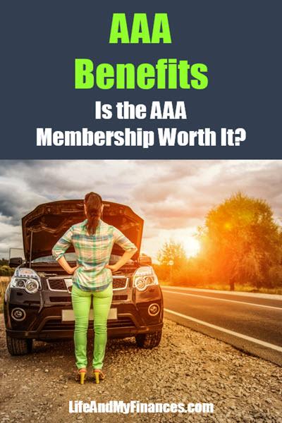 AAA Benefits
