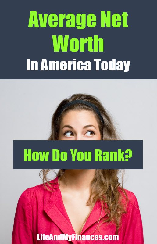 Average Net Worth in America by Age