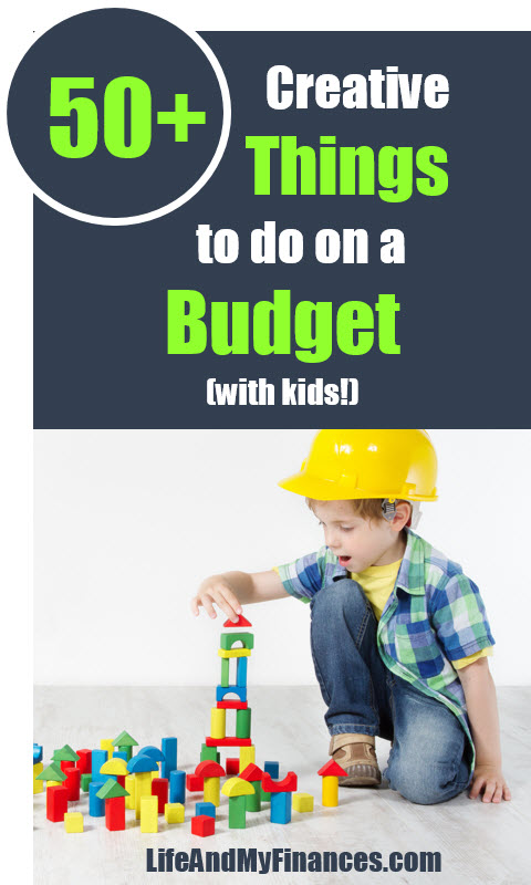 Creative Things to Do on a Budget
