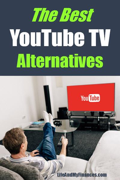 YouTube TV Alternative