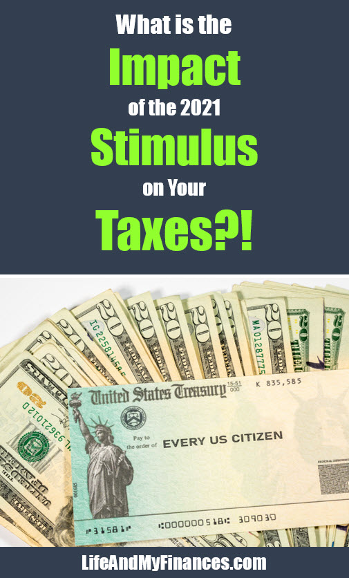 Impact of 2021 Stimulus on Your Taxes