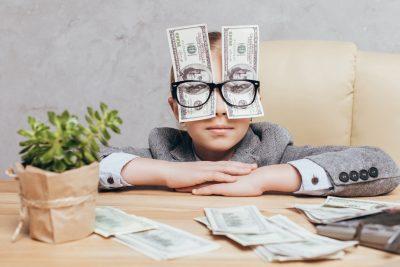 Child Investing Money