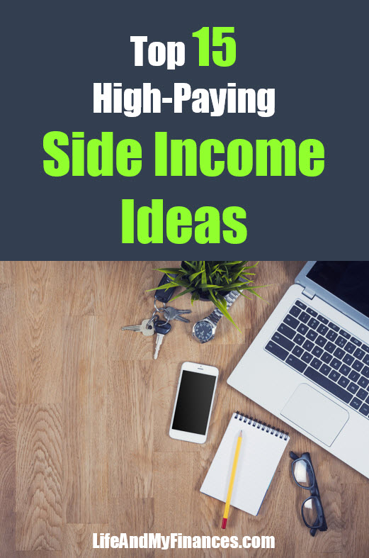 High Paying Side Income Ideas