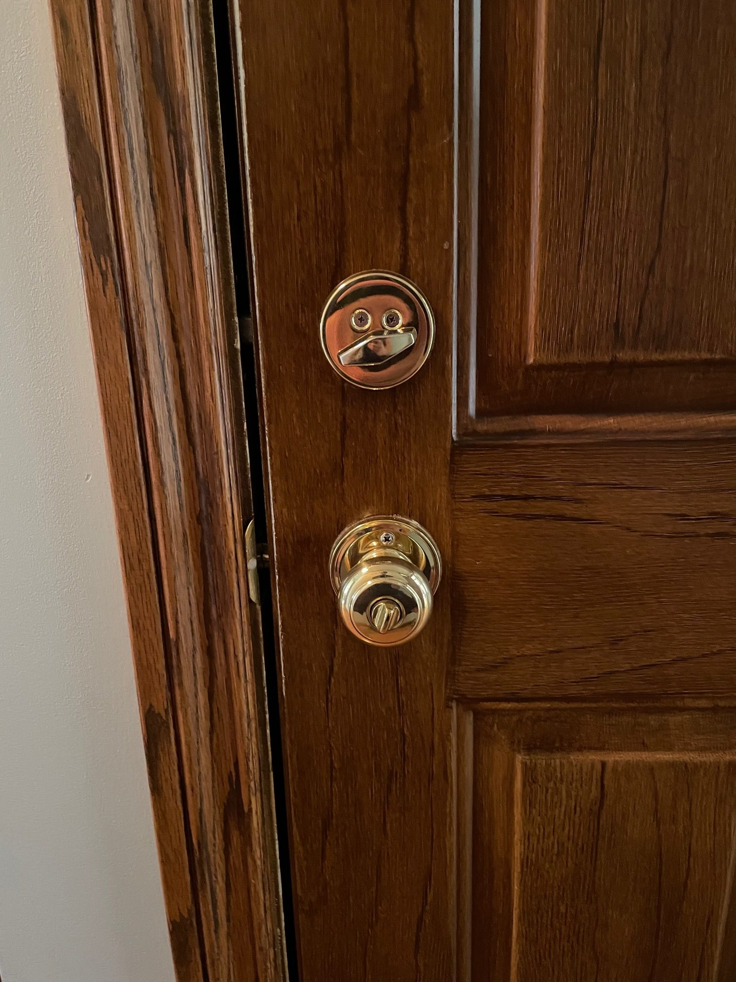 does spray painting door knobs last - exterior door knobs