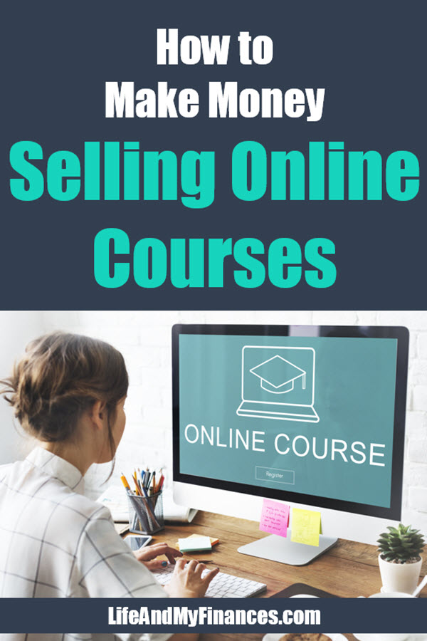 Want to make money selling online courses? You can!!
