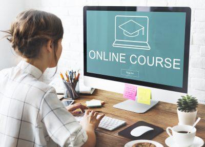 side hustle ideas - online courses