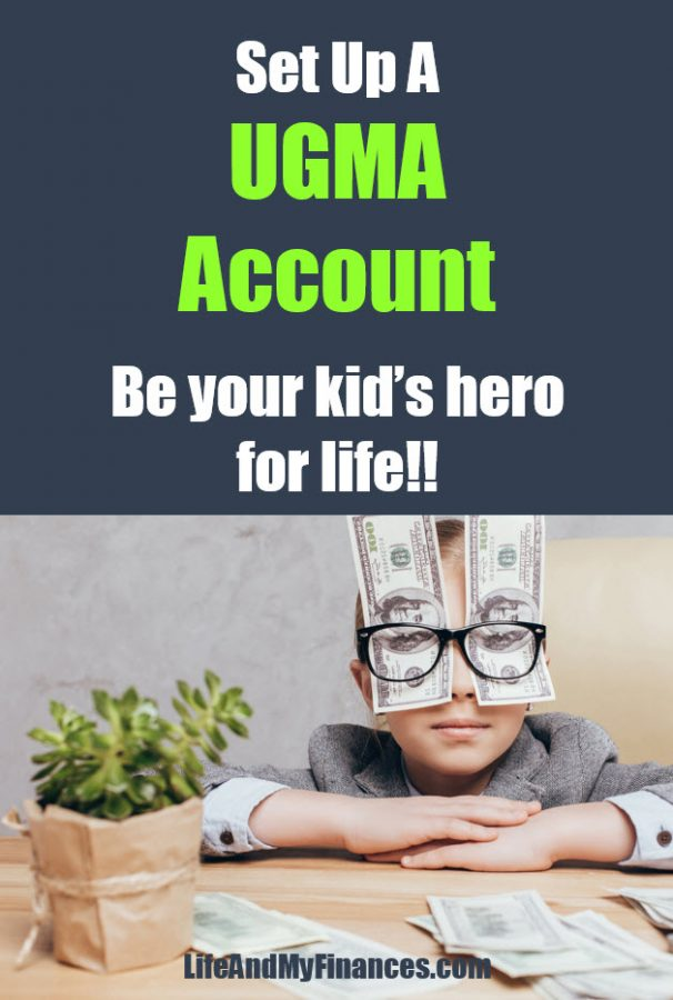 Want to save for your child's education? Setting up a UGMA account may be the way to go!