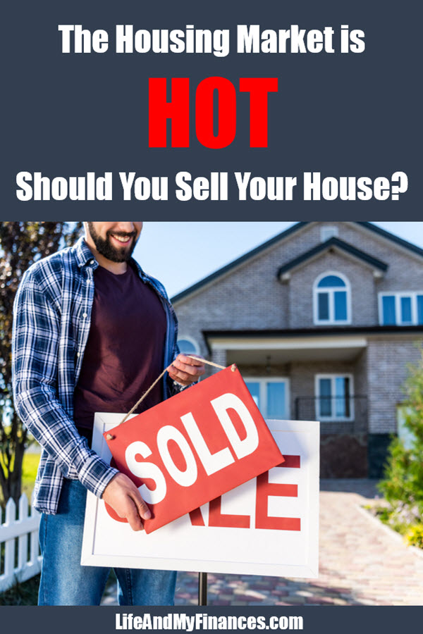 The housing market is hot - should you sell your house and cash in?