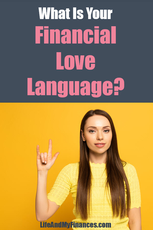 Do you know your financial love language?
