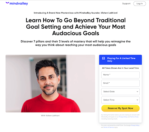 how to make money with an online course - mindvalley