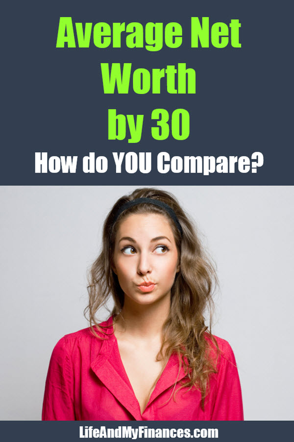 Here's the average net worth by 30 and how you compare