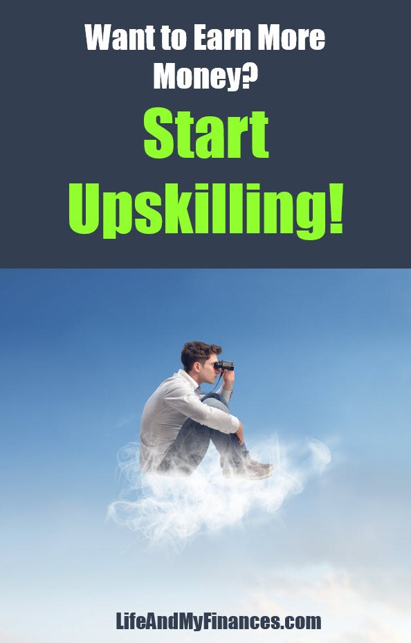 Looking to improve yourself? Start upskilling!
