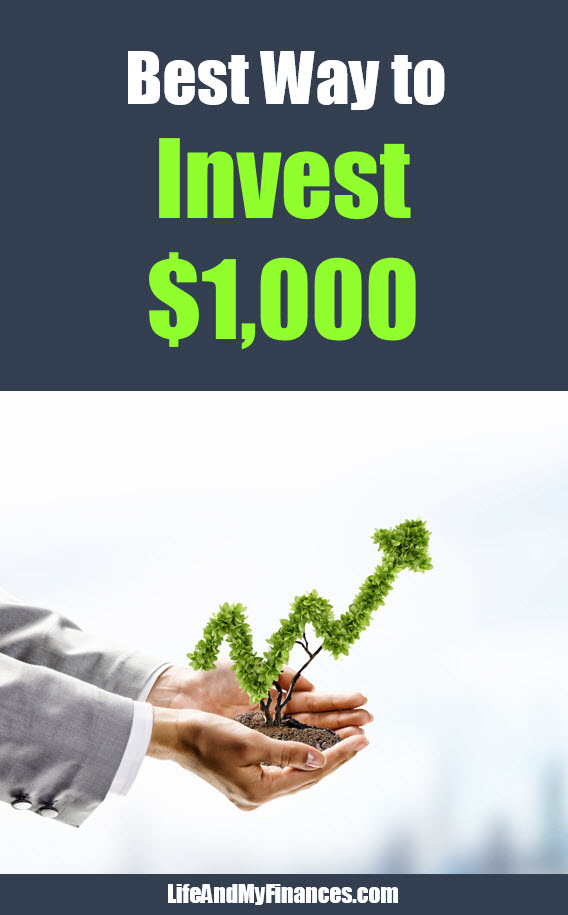 The top 8 ways to invest $1,000