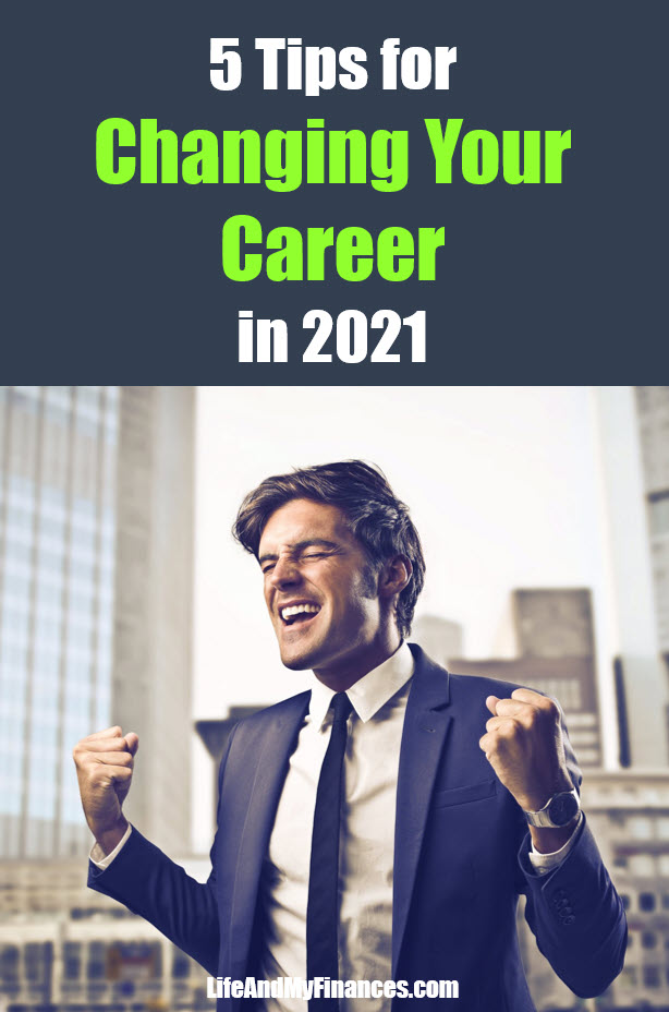 changing your career in 2021