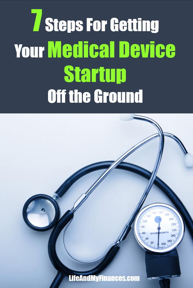 medical device startup