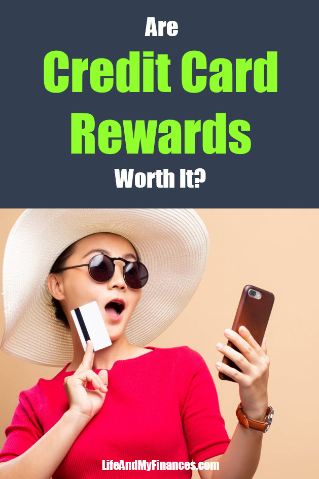Is it worth having a credit card for the rewards points