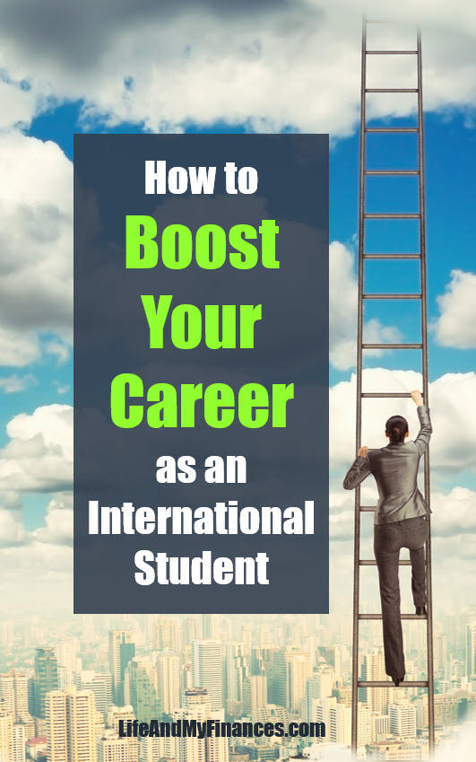 How to boost your career internationally