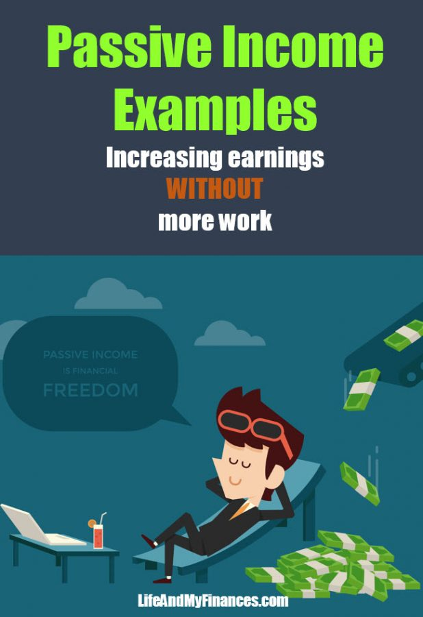 Passive Income Examples