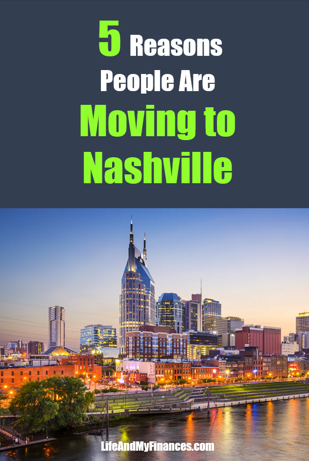 Why are people moving to Nashville