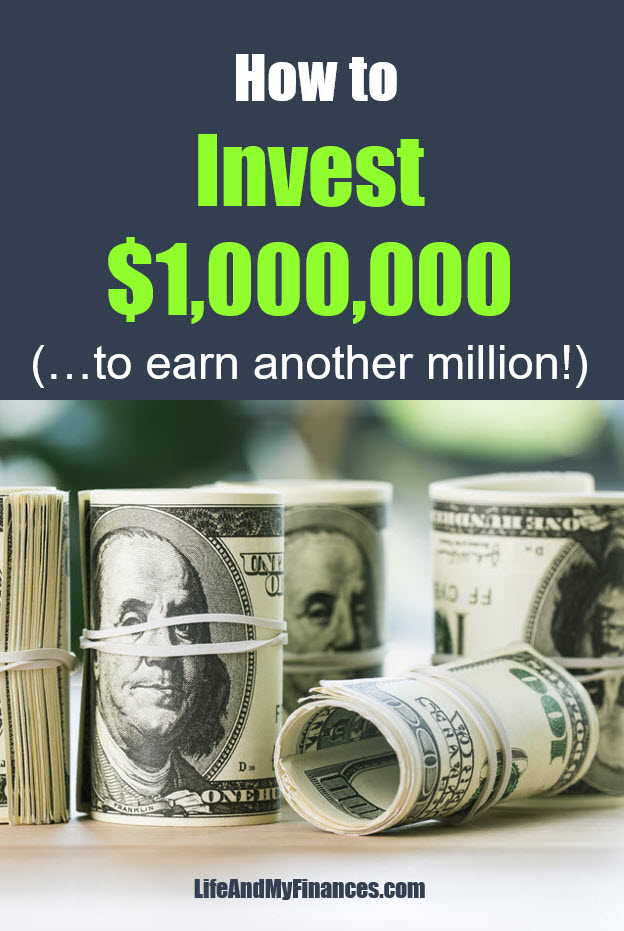 How to invest a million dollars in 2021