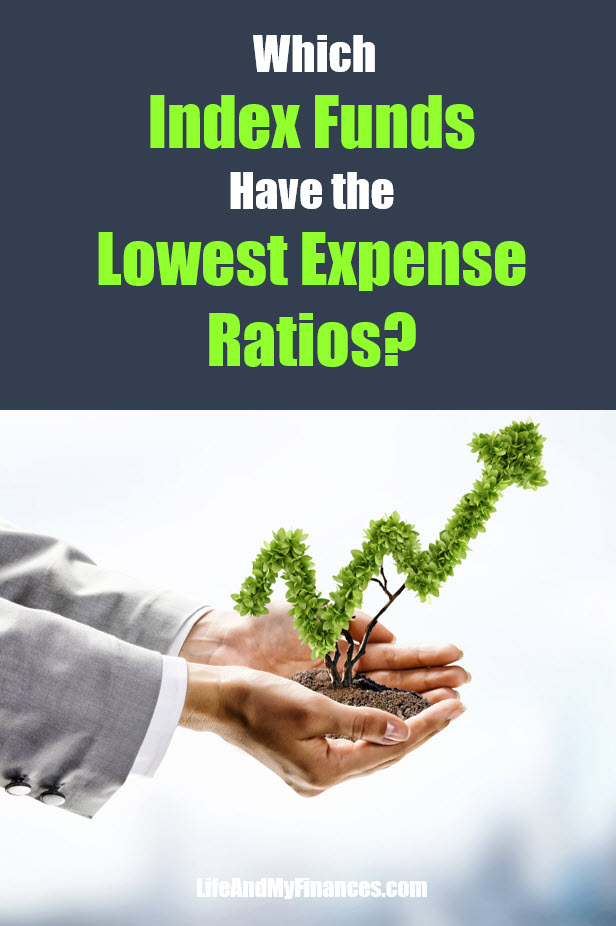 index funds with the lowest expense ratios