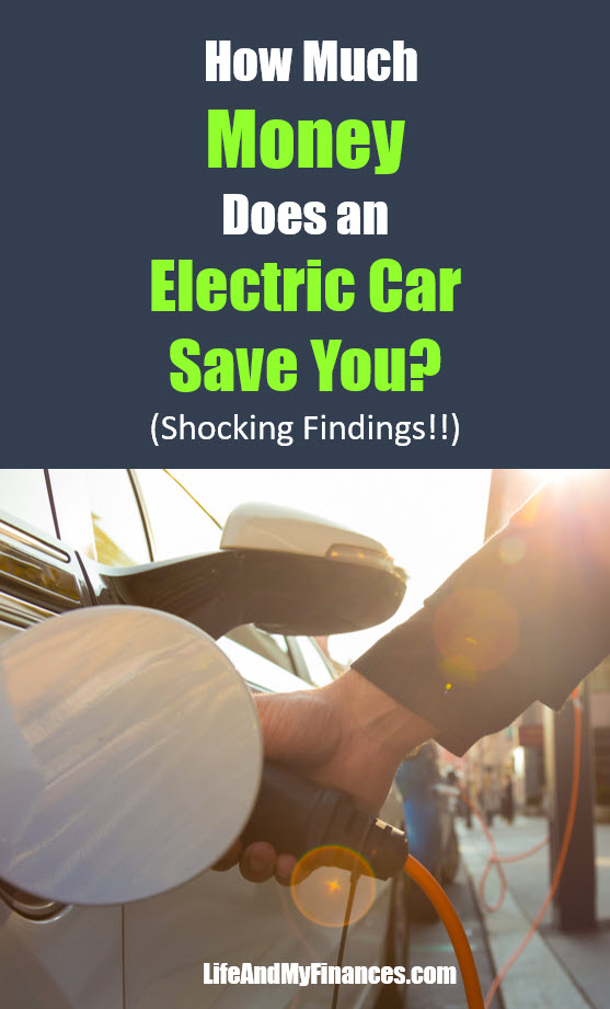Does an electric car actually save you money?