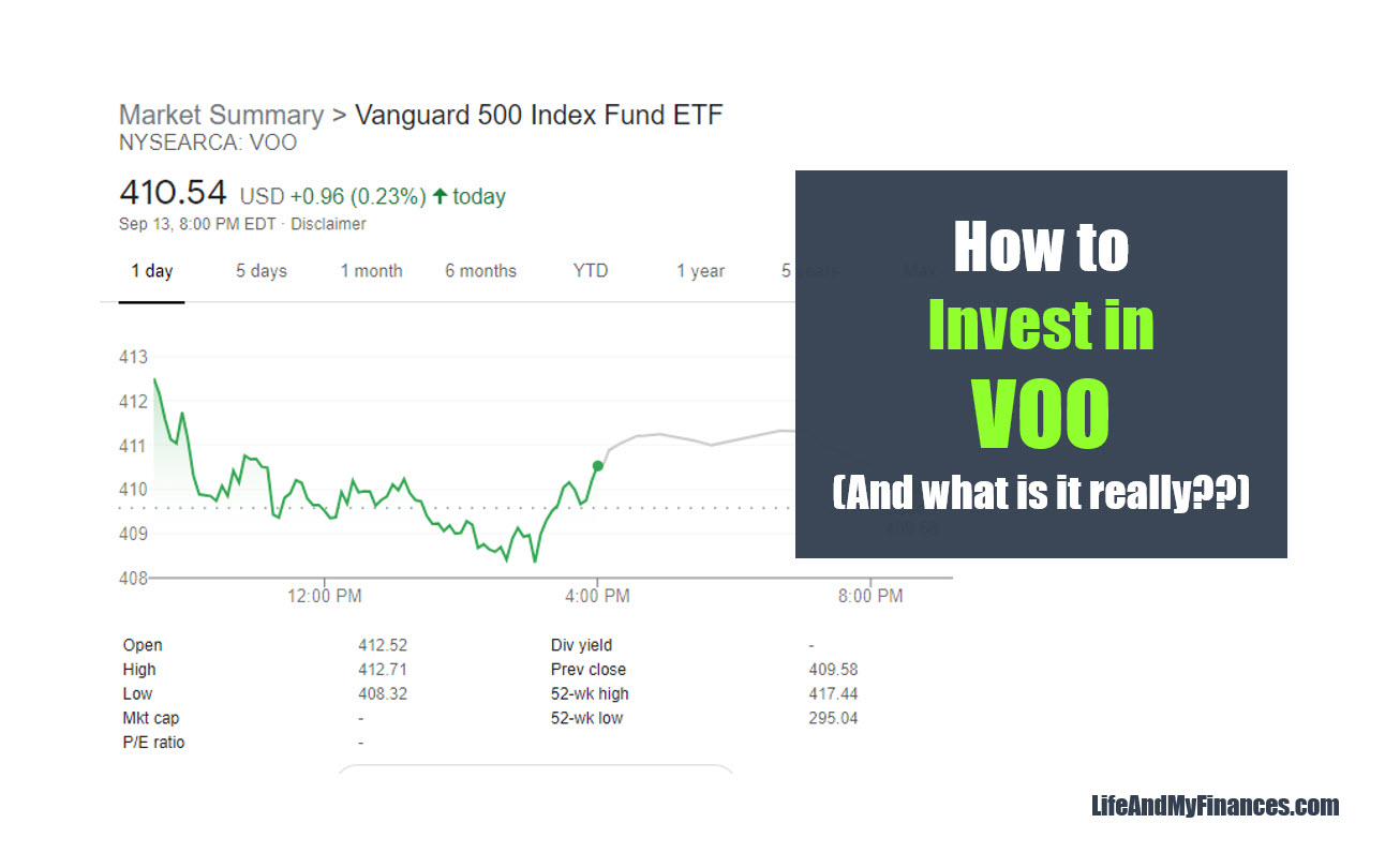 How to Invest in VOO (...And What Is It Really??)