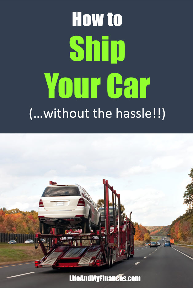 How to ship your car and when it is worth it
