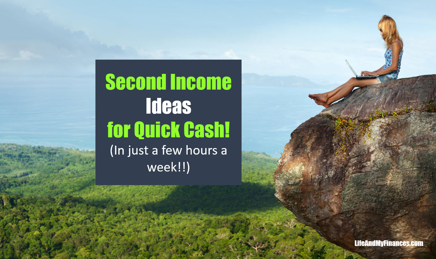 Second Income Ideas For Quick Cash — In Just A Few Hours A Week!