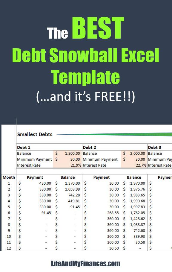 Debt snowball free download