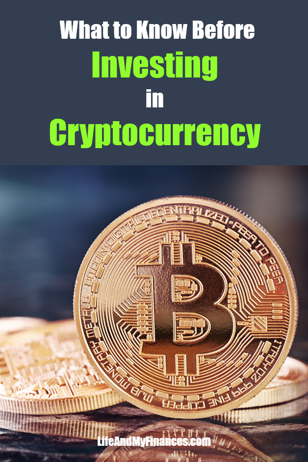 What to know before investing in cryptocurrency