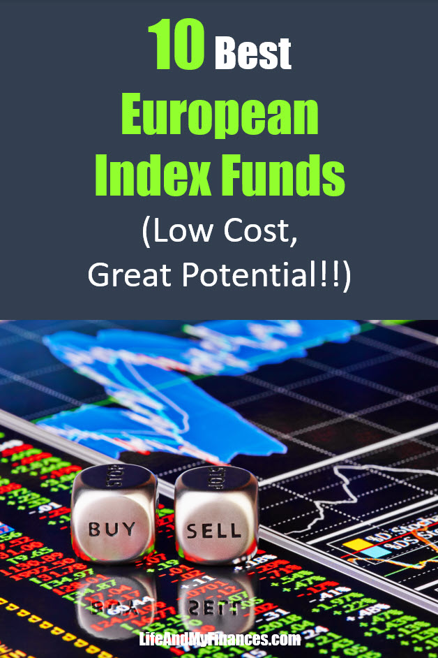 What are the best European Index Funds? Here you go!